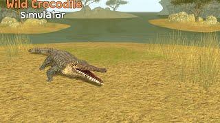#Wild #Crocodile Simulator 3D - ByTurbo Rocket Games Simulation - iTunes/Google Play