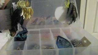 Jewelry Box Diy Organizer