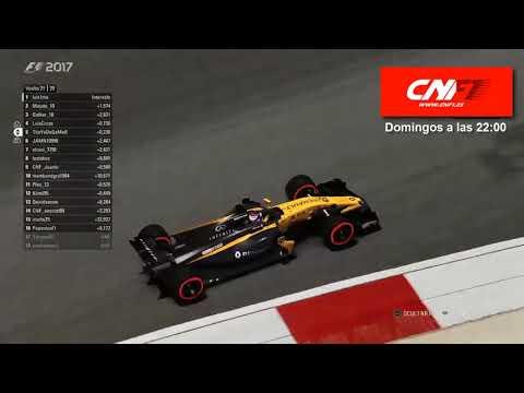 F1 2017 - CNF1 THEYEDEGAMER HIGHLIGHTS