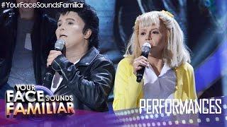 Your Face Sounds Familiar: Melai Cantiveros as Britney Spears -