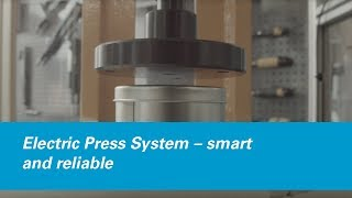 Electric Press System – Smart and Reliable