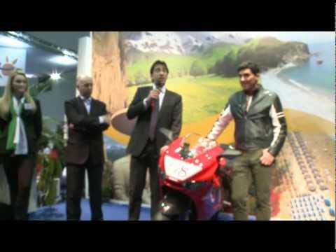 Ftp2 Regione Abruzzo It BIT 2010 Consegna Premio Ducati G8