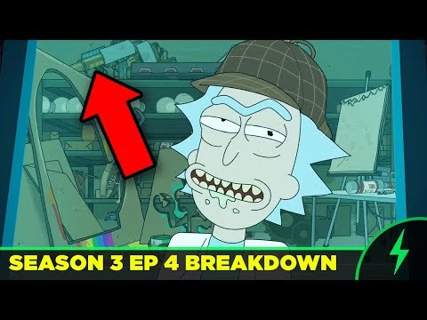 "Thumbnail: Rick and Morty 3x04 ""Vindicators 3: The Return of Worldender"" - Every Joke You Missed!"