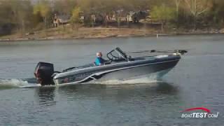 Нітро ZV19 Спорт (2019-) тест відео - на BoatTEST.com