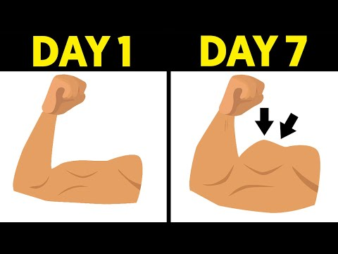 How to get bigger biceps in 7 days