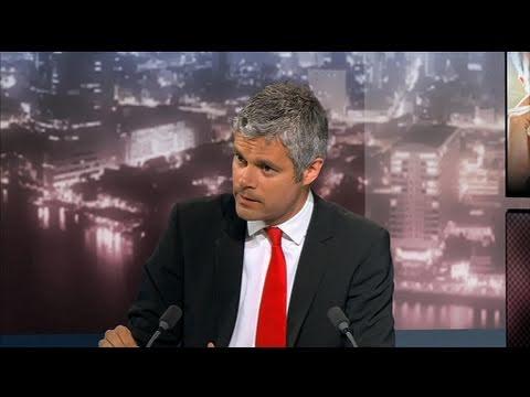 BFMTV 2012 - Interview de Laurent Wauquiez par Olivier Mazerolle