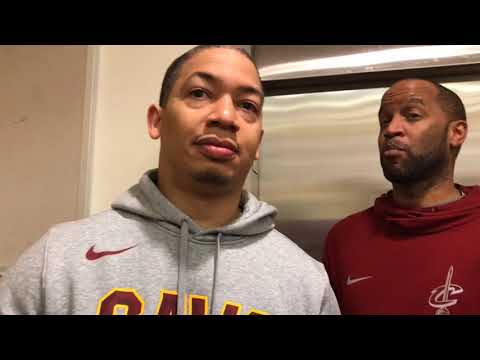 Why Tyronn Lue didnt give up on JR Smith