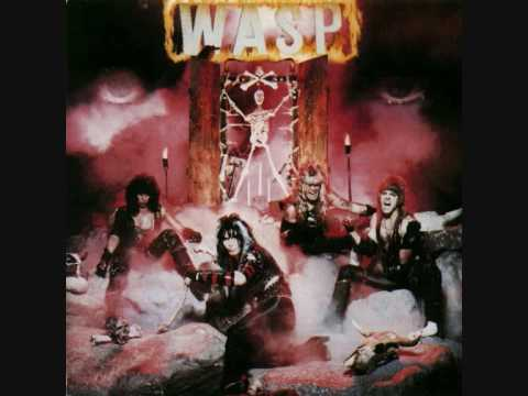 WASP - Sleeping in the fire