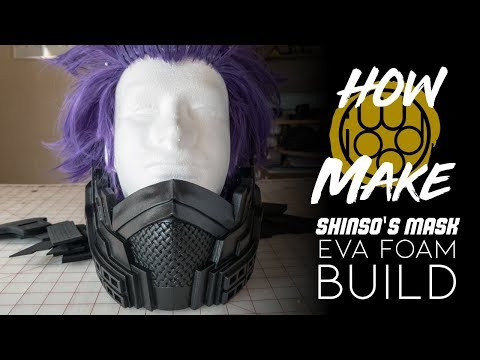 How to Make Shinso's Mask