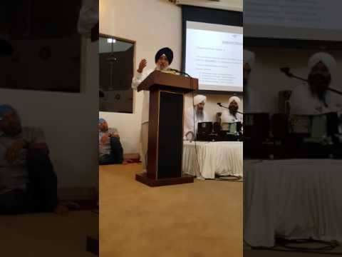 Dr. Saroop singh Alag Phoenix Arizona Visit part 1 of 2