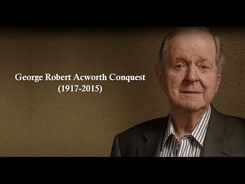 A Tribute to Robert Conquest