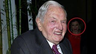 Pierde la Vida el Líder ILLUMINATI David Rockefeller ¿Qué Pasará Ahora?