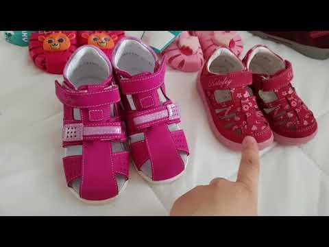 Детская обувь на весну и лето! Котофей! Zaxy!