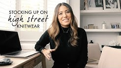 COME KNITWEAR SHOPPING WITH ME | WE ARE TWINSET