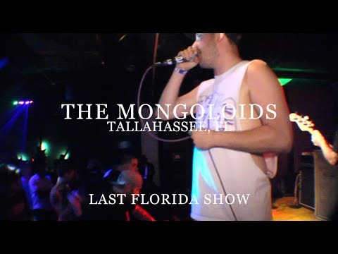 The Mongoloids FULL SET @ Club Atmosphere, Tallahassee, FL (Last Florida show)