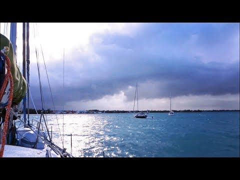 Whale Cay Cut & The Cold Front (MJ Sailing - EP 44)
