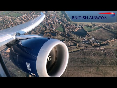 British Airways | 787-8 Dreamliner | LHR ✈ MAA | Club World |