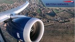 British Airways   787-8 Dreamliner   LHR ✈ MAA   Club World  
