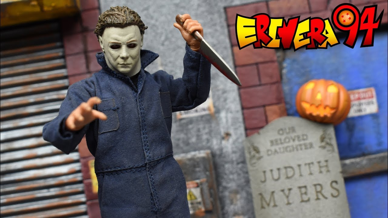 Halloween Michael Myers Action Figure Mezco Toys One 12 Collective