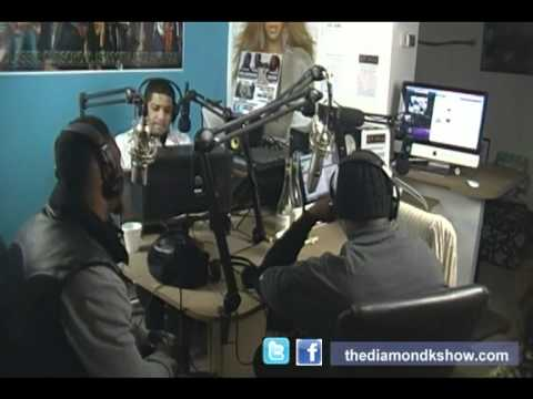 Skarr Akbar talks battling Eminem in Interscope Records & more on The Diamond K Show
