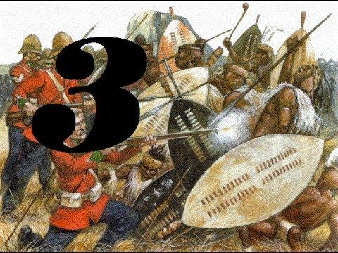 Battle of Ulundi 3 BAYONETS