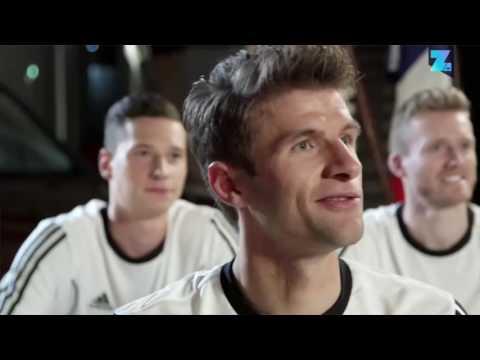 Thomas Müller | Alle Werbungen | All Commercial