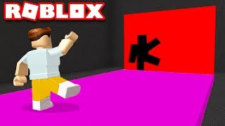 IMPOSSIBLE WALL HOLE CHALLENGE in ROBLOX!! (Hole in The Wall)