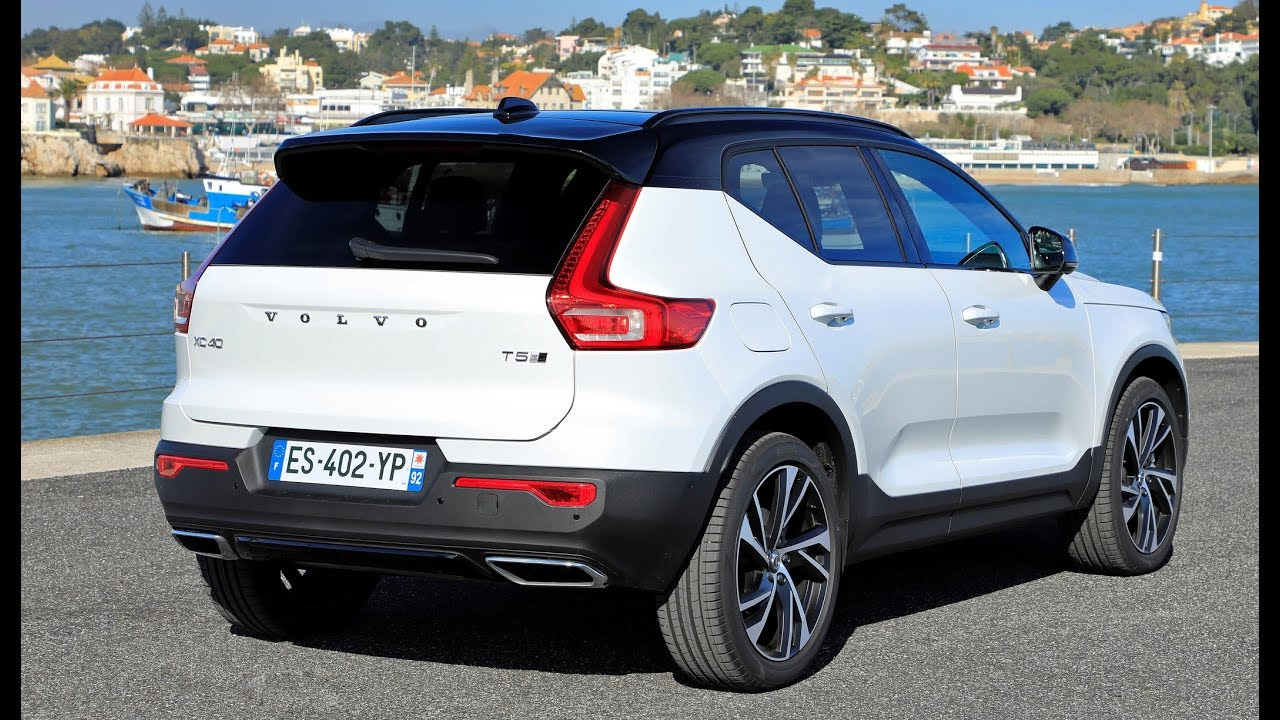 2019 Volvo Xc40 T5 R Design Interior Exterior And Test Drive Youtube