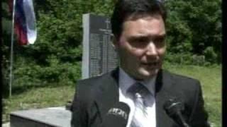 Genocid nad Srbima i Srbijom: Bradina, Konjic 25-26. maj 1992. †