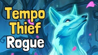 Tempo Thief Rogue by Dog - Deck Spotlight - Hearthstone