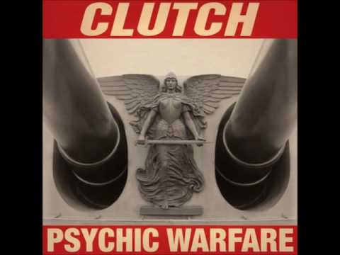Clutch - Psychic Warfare - 2015 Full Album