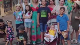 Летний лагерь на Кипре Видео 2