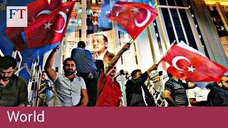 Erdogan wins pivotal Turkish elections