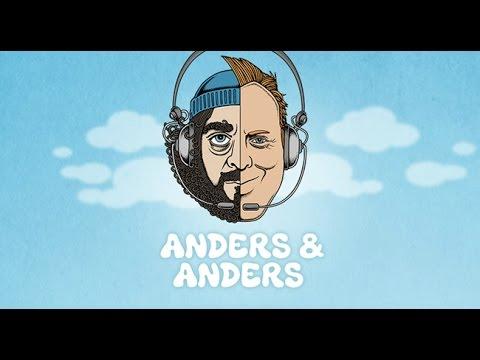 """Aflyttet"" - vodcast #20 - Anders & Anders"