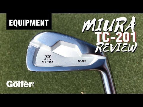 Miura TC-201 Irons Review: Do They Perform As Good As They Look?