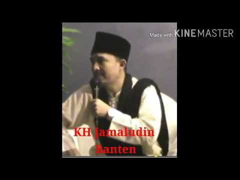 KH Jamaludin Banten Sejarah Abuya Bustomi Debat dengan Raja Jin