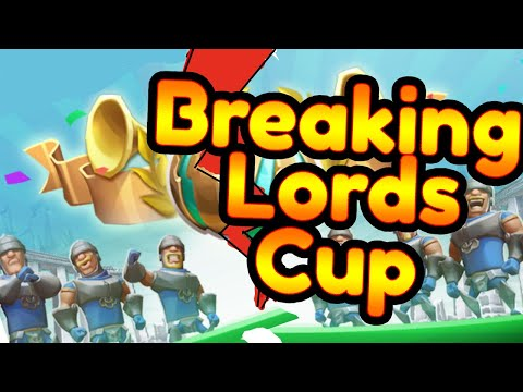 We Broke Lord's Cup. Must See!!!