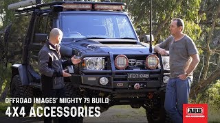 4x4 Accessories | Offroad Images' Mighty 79 Build