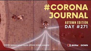 CORONAJOURNAL - DAY #271 [Betlém - Z Ruliček Od Toaletního Papíru)