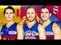QUARTER FINALS CARLTON! AFL Evolution: Brisbane Lions Coach Career Mode #8
