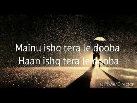 Lae Dooba - Full song with lyrics | Aiyaary Movie song lyrics | Sidharth Malhotra , Sunidhi Cauhan