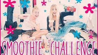 Smoothie Challenge W/ Clara Henry