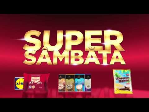 Super Sambata la Lidl • 15 Decembrie 2018