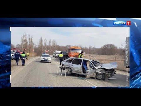 Авария на трассе «Ростов-Семикаракорск-Волгодонск»: уточненные данные, возможная причина