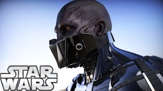 What if Darth Vader's Suit Was More Powerful? Star Wars Theory