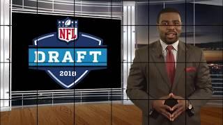 Football Gameplan's 2018 NFL Midseason Mock Draft Free HD Video