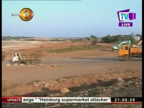 Hambantota Port deal with China - DONE