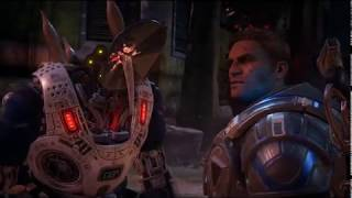 Playing Gears of War 4 for the first time - Act V - 1 - Convergence