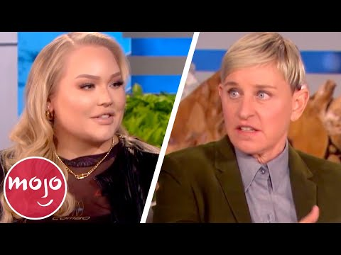 Top 20 Celebs Who Clapped Back at Talk Show Hosts