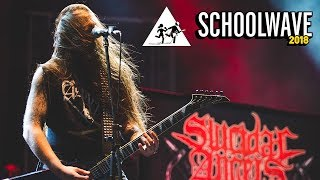 Suicidal Angels - Bloodbath LIVE @ SCHOOLWAVE 2018